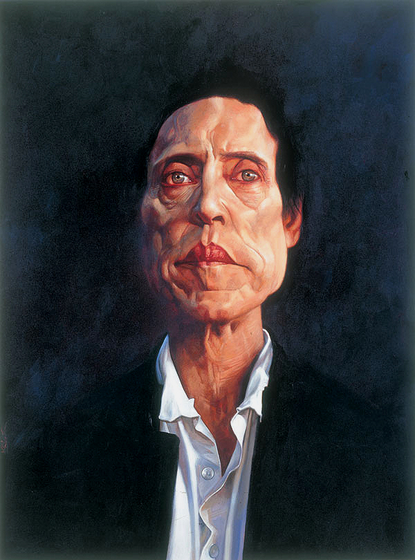 CHRISTOPHER WALKEN by Sebastian